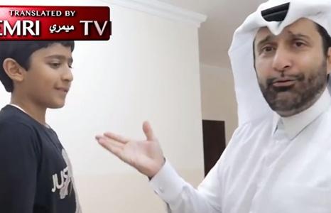 hoc gia qatar gay tranh cai vi huong dan dan ong hoi giao danh vo