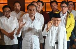 widodo tuyen bo tai dac cu tong thong indonesia