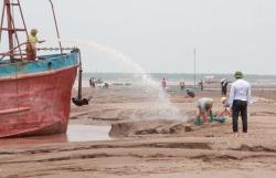 Thực hư UBND tỉnh Thái Bình cấp phép cho doanh nghiệp khai thác cát ở cửa biển Hải Phòng