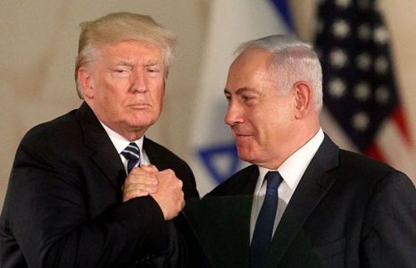 israel se xay lang mang ten trump tai cao nguyen golan