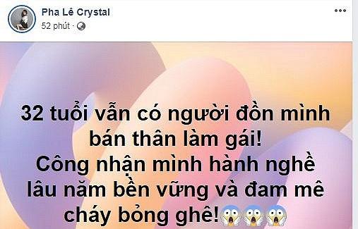 pha le phan ung the nao truoc tin don ban than lam gai