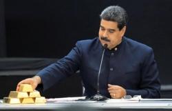 venezuela bi nghi ban them gan 14 tan vang thu ve 570 trieu usd