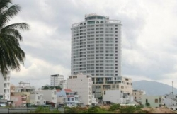 da nang thu hoi so do lau dai cua mot condotel