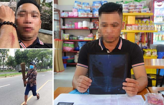 CSGT TP.HCM trả lời chuyện 'tiếp thị sữa': 'Không kiểm soát được người lạ đứng gần chốt'