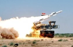syria tuyen bo ban ha loat ten lua cua israel