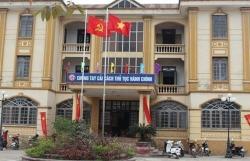 Lãnh đạo xã ở Vĩnh Phúc tiết lộ mức giá đoàn Thanh tra Bộ Xây dựng 'vòi'