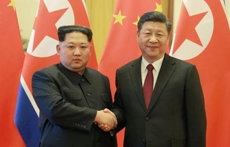 Ông Tập nói sẽ tích cực tham gia giải quyết vấn đề Triều Tiên