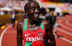 Nhà vô địch điền kinh Kenya 17 tuổi bị nghi gian lận vì trông quá già