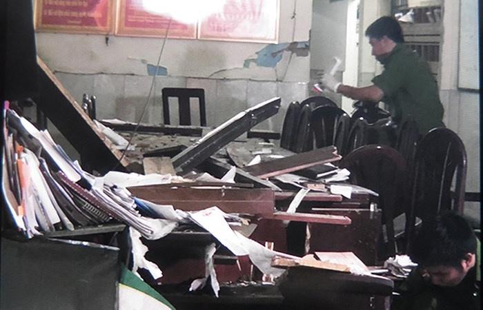 Thông tin chi tiết về nhóm khủng bố đặt chất nổ tại trụ sở công an ở TP.HCM vừa bị bắt giữ