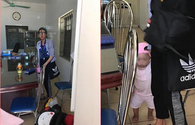 Rời trung tâm bảo trợ xã hội, Bella bế con vào bệnh viện tâm thần