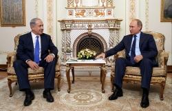 """Ông Putin gửi """"thông điệp ẩn"""" cho Iran trong cuộc gặp Thủ tướng Israel"""