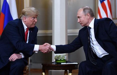 Putin gọi cuộc điều tra Nga can thiệp bầu cử Mỹ là 'đấu đá chính trị'