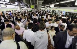 600000 nguoi tokyo duoc de nghi lam viec o nha de tranh tac nghen giao thong