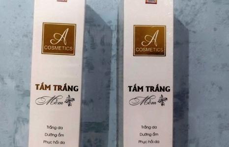 my pham khong ro nguon goc kho dep vi thu doan buon ban tinh vi