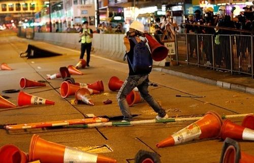 Quan chức Trung Quốc nói tình hình Hong Kong 'nghiêm trọng'