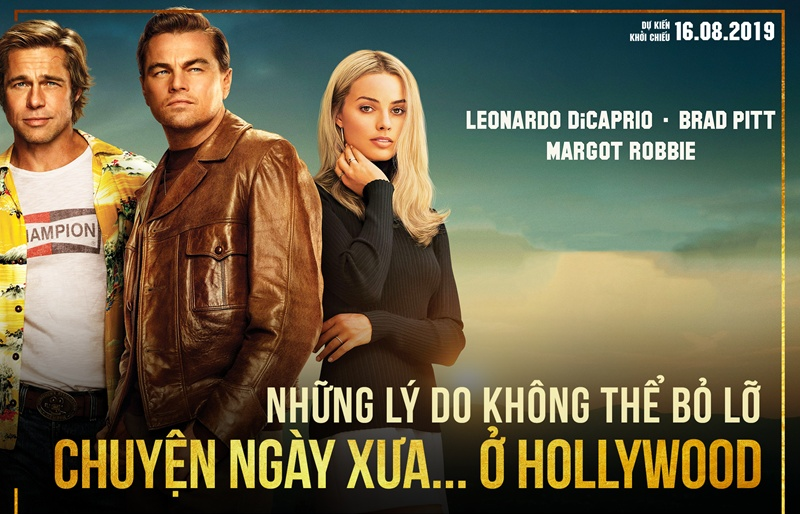 nhung ly do khong the bo qua once upon a time in hollywood