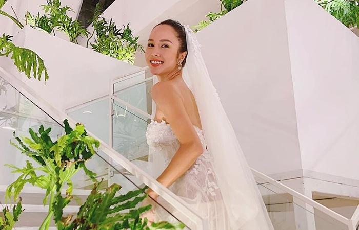 Thực hư thông tin người đẹp Vũ Ngọc Anh và Cường Seven bí mật kết hôn