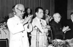 Bốn trí thức, bức điện lịch sử và Cách mạng Tháng Tám