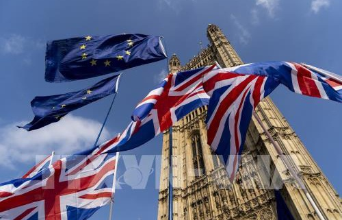 brexit chinh truong anh soi dong truoc ngay quoc hoi lam viec