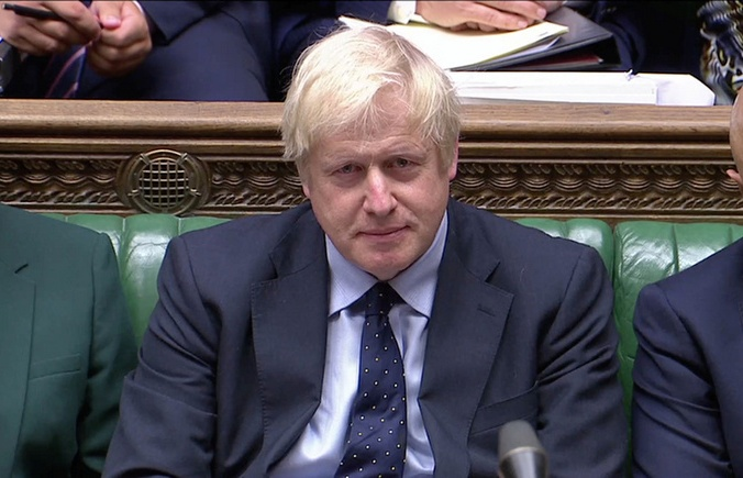 ong johnson bi danh bai quoc hoi anh bo phieu chong brexit khong thoa thuan