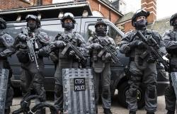 Lực lượng chống khủng bố hàng đầu của Anh bí mật bảo vệ Thủ tướng Israel