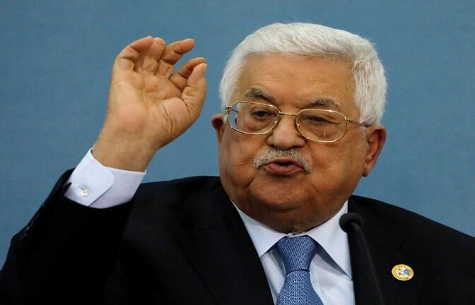 palestine tu choi moi de xuat khong tuan thu sang kien hoa binh