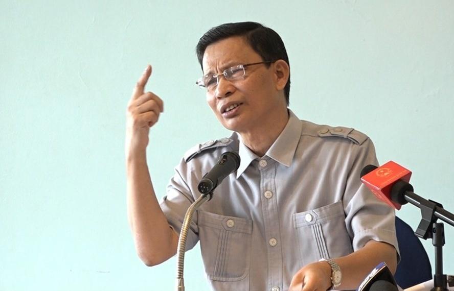 """Băn khoăn sau """"thanh minh"""" bị hãm hại của ông Nguyễn Minh Mẫn"""