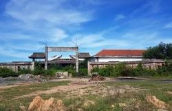 Nhà hỏa táng ở miền Trung: Nơi bỏ hoang, chỗ hoành tráng lại đìu hiu