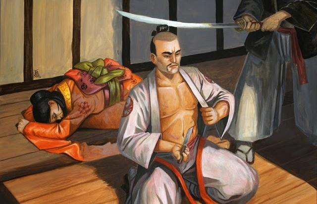 wakizashi luoi kiem dam mau cua samurai