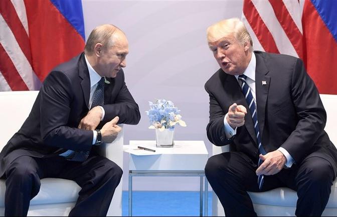Tổng thống Nga Putin ủng hộ ông Donald Trump trước cuộc điều tra luận tội