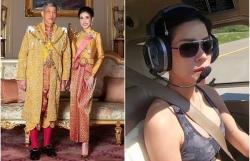 Quốc vương Thái Lan tước mọi chức vị của hoàng quý phi Sineenat Wongvajirapakdi