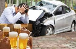 Khó tịch thu xe của tài xế say xỉn