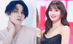 """Heechul và Momo trở thành """"cặp đôi ngày mùng 1"""" của showbiz Hàn"""
