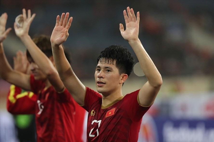 Đình Trọng vẫn bỏ ngỏ cơ hội dự Vòng chung kết U23 Châu Á 2020. Ảnh: Sơn Tùng