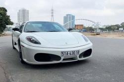 """Đại gia Hải Phòng """"rinh"""" siêu xe Ferrari F430 của ông chủ Trung Nguyên"""