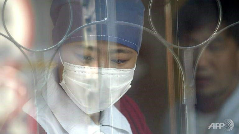 Số ca mắc bệnh viêm phổi lạ ở Trung Quốc đang tăng mạnh. Ảnh: AFP