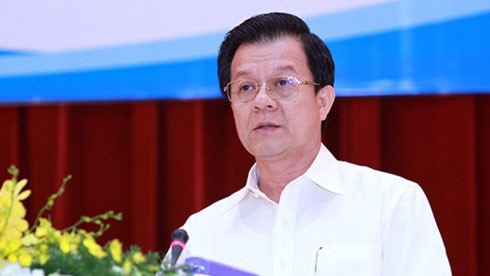 Phó Chánh án TANDTC Lê Hồng Quang. Ảnh: KT/VOV