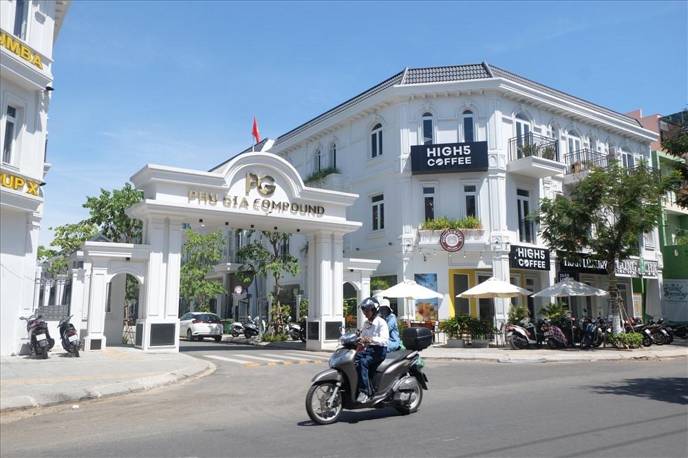 Dự án khu đô thị Phú Gia compound liên quan đến Phan Văn Anh Vũ chưa cấp sổ đỏ cho người dân. Ảnh: P.V