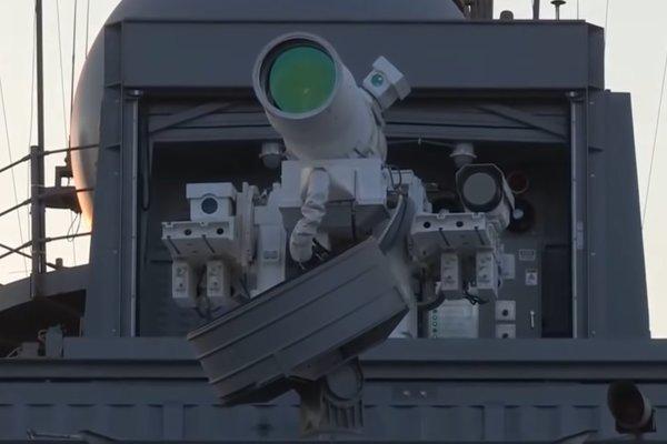 he thong vu khi laser thay cho vom sat cua israel