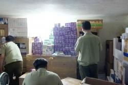 Đột kích 2 kho tân dược khủng nghi nhập lậu ở Sài Gòn