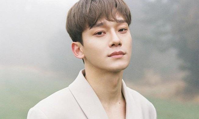 chen exo bat ngo thong bao lay vo