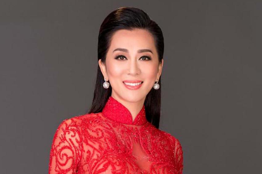 MC Nguyễn Cao Kỳ Duyên. Ảnh: T.L