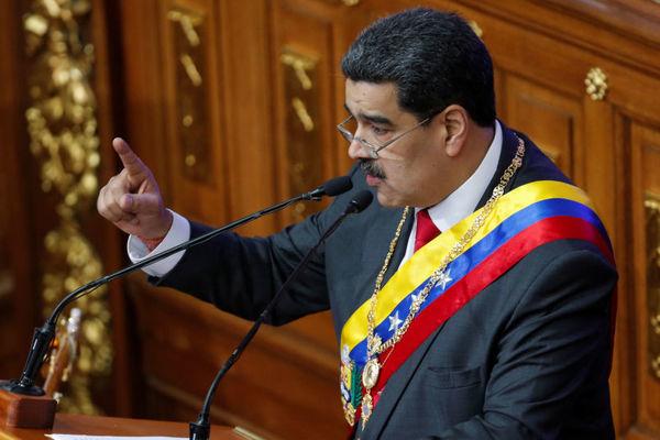 tong thong maduro khang dinh van kiem soat venezuela san sang doi thoai truc tiep voi my