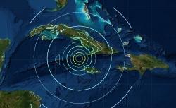 Động đất mạnh 7,7 độ richter ở Cuba - Jamaica gây cảnh báo sóng thần