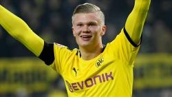 Chỉ cần 3 trận, tân binh Haaland của Dortmund có hàng loạt kỷ lục