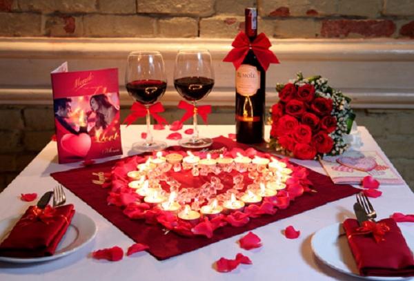Tại sao lại tặng hoa hồng và socola trong ngày Valentine?