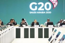 Ngăn chặn thiệt hại kinh tế từ dịch Covid-19 làm nóng Hội nghị G-20