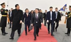 Tổng thống Mông Cổ vào viện cách ly
