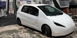 Xe điện chạy từ dầu ăn phế thải của Malaysia gây sốt