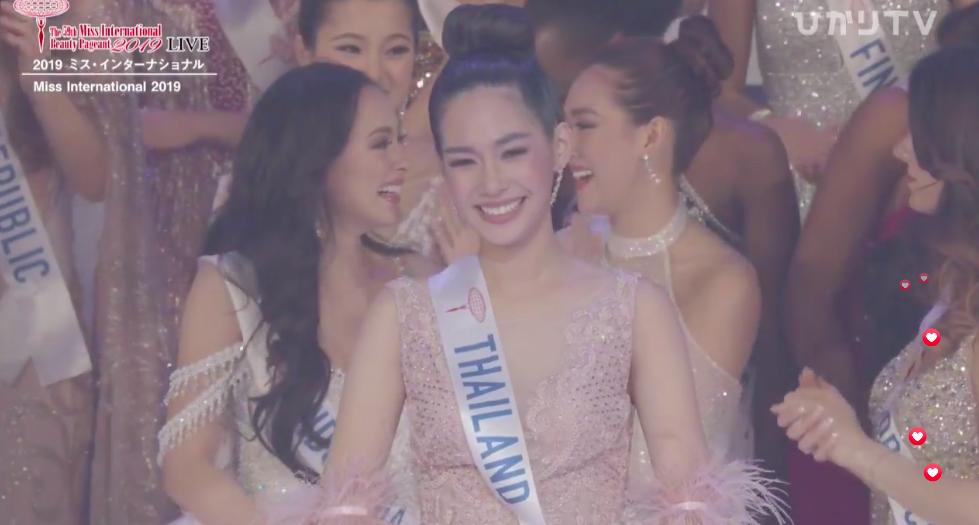 hoa hau quoc te 2019 hoa hau thai lan dang quang tuong san dung chan top 8